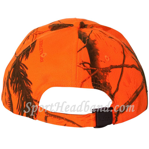 Realtree AP Structured Camo Cap back view
