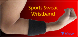 Sports Sweat Wristband
